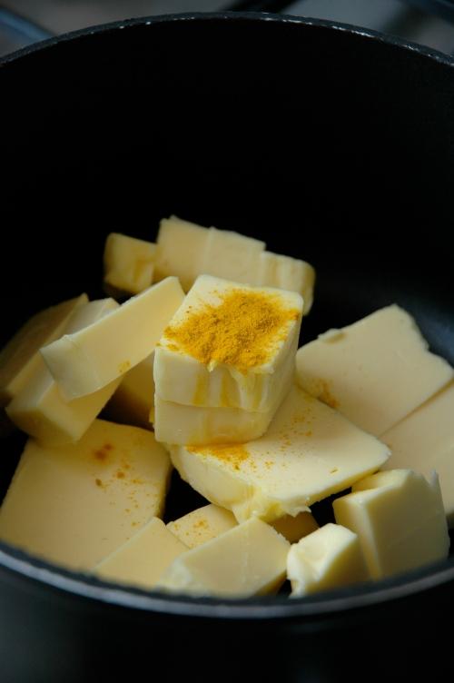 Beurre Curcuma