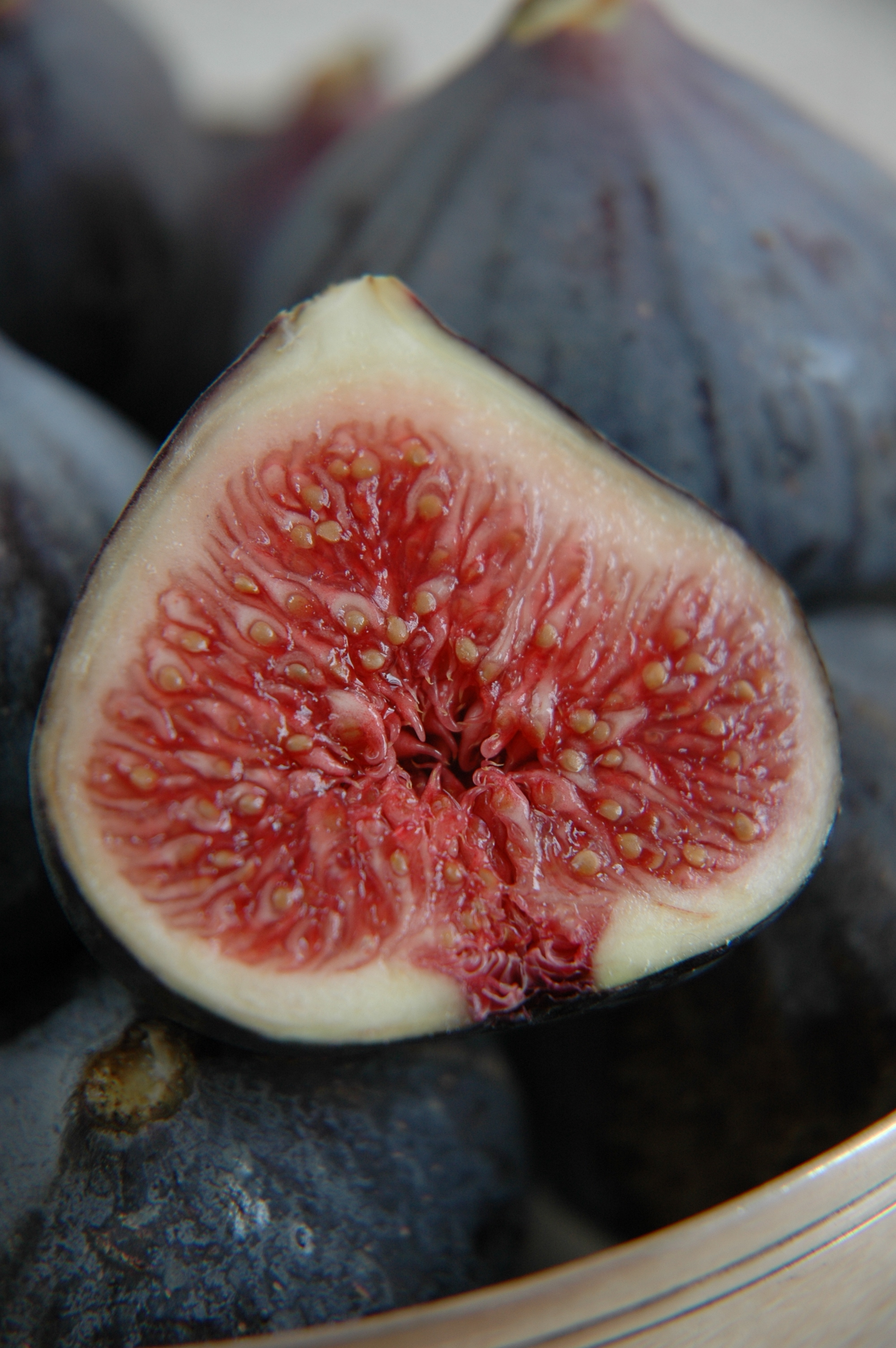 confiture de figues vanille rhum